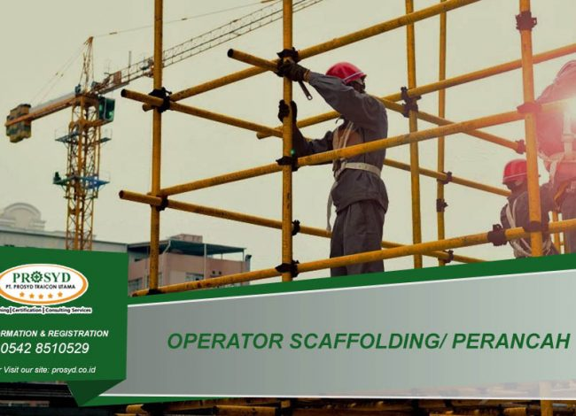 """Operator Scaffolding BNSP<BR/><span style=""""color: #fc1900;"""">ONLINE</span>"""